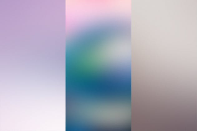 Blur - Smooth  Backgrounds V2 - product preview 1
