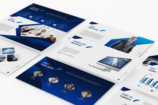Thumbnail for Companic - Corporate Powerpoint Template