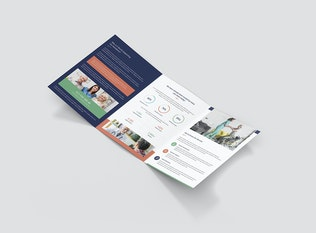 Brochure – Senior Care Tri-Fold A5