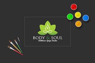 Thumbnail for Yoga Studio Logo