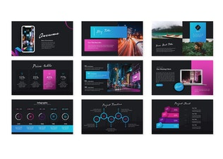 Thumbnail for Writing - Powerpoint Template