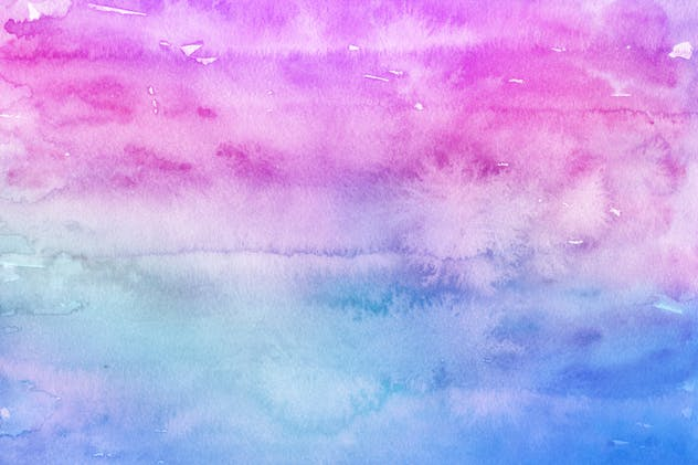Handmade Watercolor Backgrounds Vol.17 - product preview 9