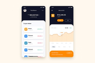 Thumbnail for Curium - Financial UI Kit_FIGMA