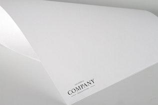 Thumbnail for Paper Logo Mock Up Pack vol 01