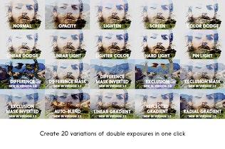 Thumbnail for Double Exposure Kit