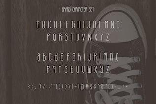 Miniatura para Tipo de letra de marca