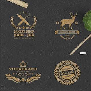 Миниатюра для 22 Винтажные Логотипы