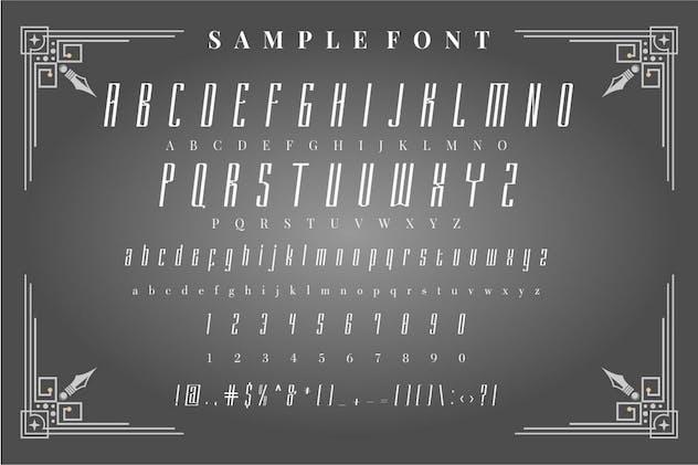 Delacruz - Elegant Display Font