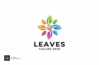 Leaves - Logo Template