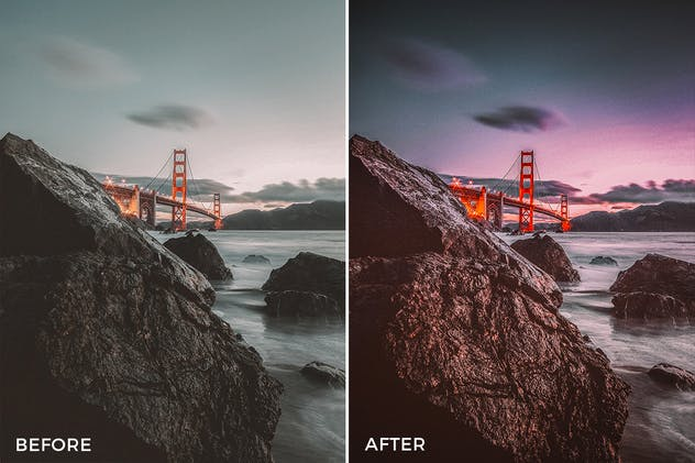 Landscape Lightroom Presets - product preview 9