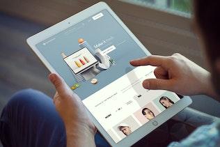 iPad Pro Mockups v7