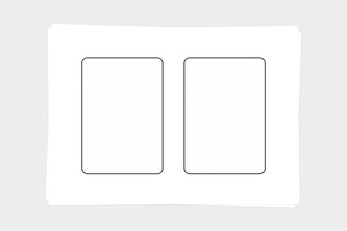 Printable Wireframe Templates