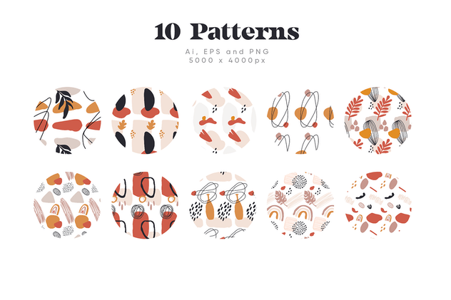 Abstract Samples & Patterns - product preview 7