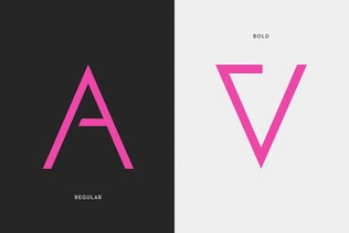 Vision - Font Family