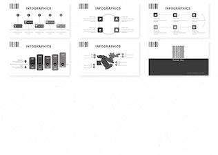 Thumbnail for Barcode - Keynote Template