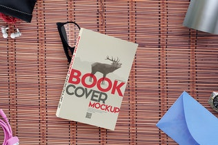 Thumbnail for Book Mockups