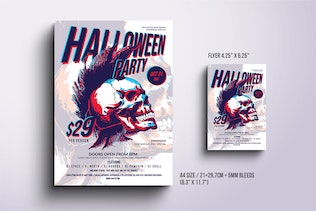 Thumbnail for Event Party Posters & Flyers Bundle V4