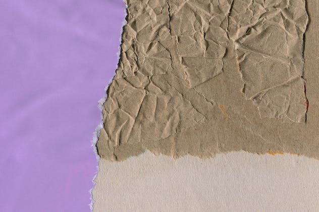 Collage Paper Textures 1 - product preview 3
