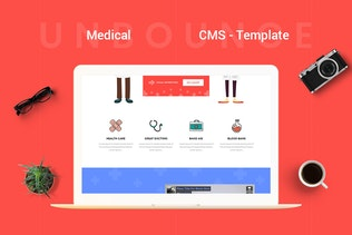 Thumbnail for Medical - CMS Unbounce Template