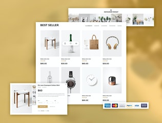Thumbnail for Uruana | Multi Store Responsive HTML Template
