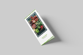 Thumbnail for Brochure – Organic Food Bi-Fold DL