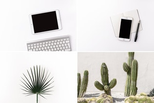 Thumbnail for 10 Minimal Stock Photos Bundle vol.2