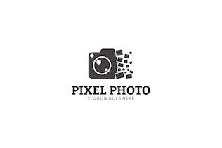 Thumbnail for Photo Pixel Logo