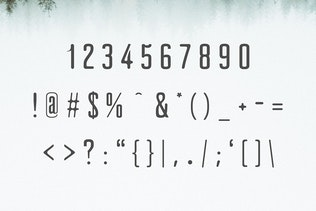 Thumbnail for Clarra Sans Serif Font Family