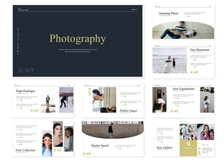 Photography | Powerpoint Template