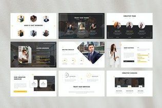Thumbnail for Business Creative PowerPoint Template