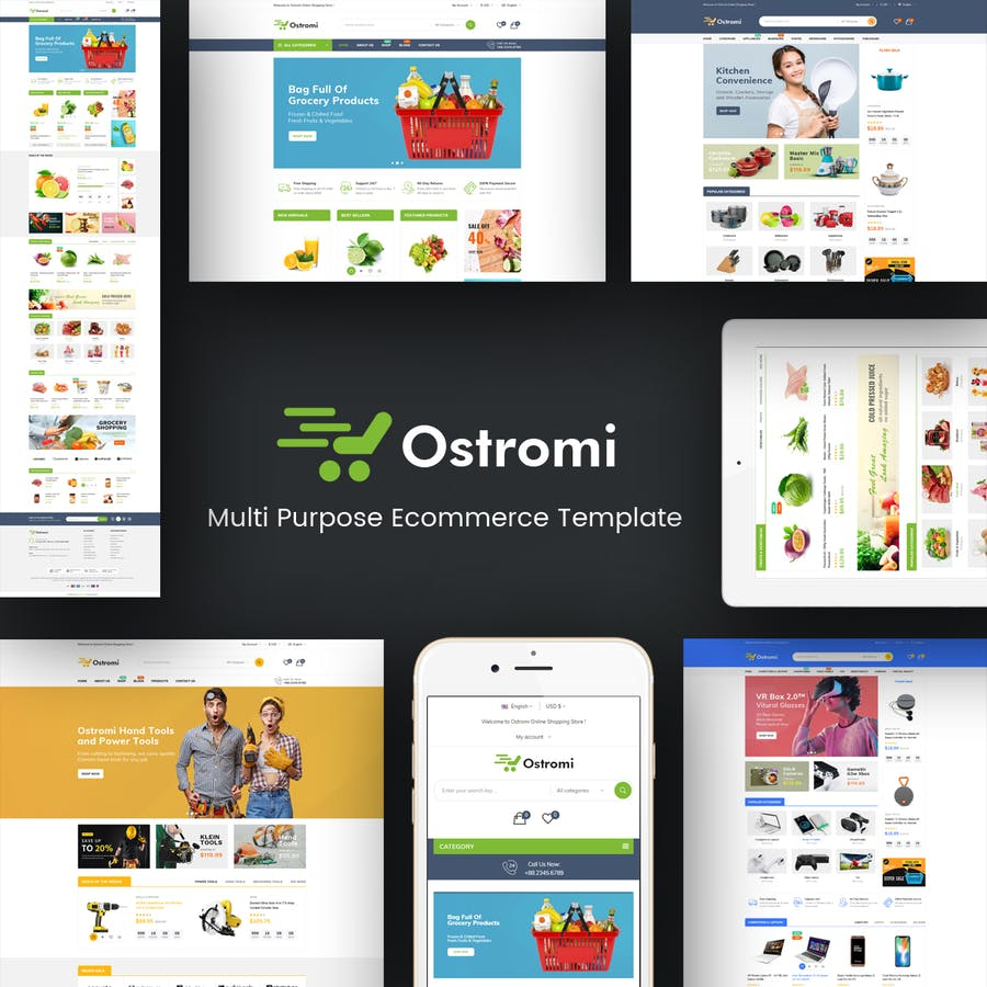 Ostromi - product preview 1