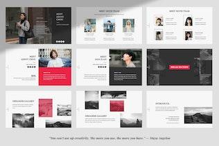 Dreamer Creative Business Powerpoint