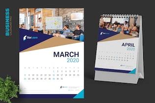 Thumbnail für Clean Business Calendar Pro