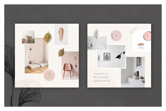 Tanska Mood Boards Collection - product preview 4