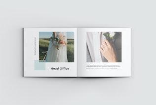 Thumbnail for Square Catalog Brochure