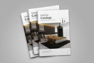 Thumbnail for Interior Brochures / Catalogs