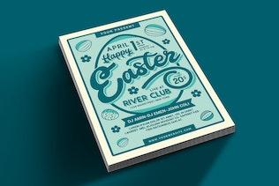 Miniature pour Joyeuses Pâques dépliant