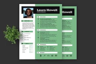 Laura Lebenslauf/Lebenslauf Vorlage Pro