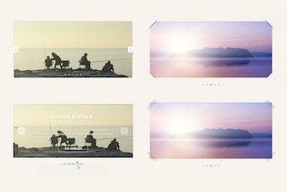 Thumbnail for Flatini Web Sliders