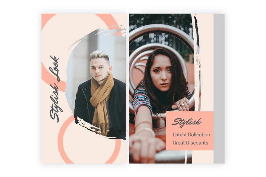 18 Social Media Banners Kit (Vol. 7) for Sketch - product preview 6