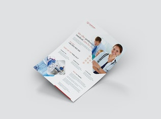 Thumbnail for Flyer – Hospital Health