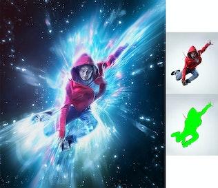 Миниатюра для Действие Photoshop StarDust