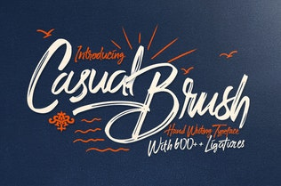 Thumbnail for Casual Brush