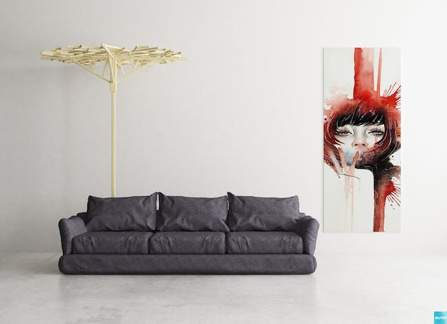 Art Wall Mock-up Vol.1 - product preview 3