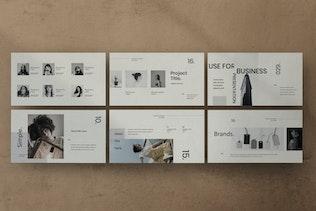 Expert - keynote Creative minimal agency
