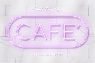 Thumbnail for Light Neon Wall Sign