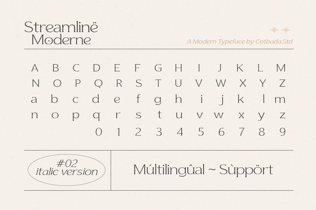 Streamline Moderne - product preview 1