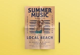 Thumbnail for Summer Music