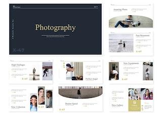 Photography   Google Slides Template