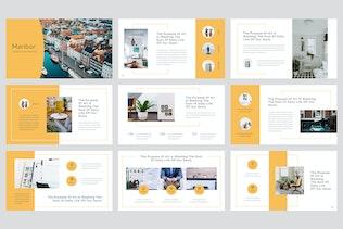 Maribor - Creative Google Slides Template